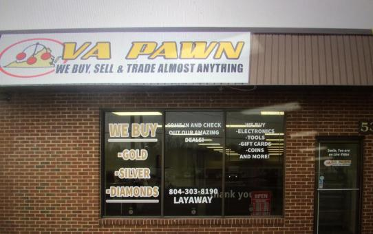 Featured 1 : VA Pawn
